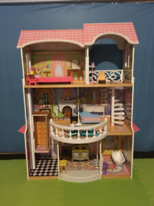 Doll House - KidKraft from Costco