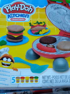 Brand new play-doh kitchen creations toy