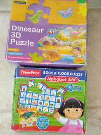 FREE children's jigsaw puzzles