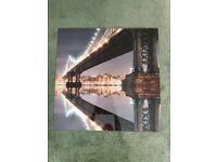 Large Brooklyn Bridge Mirror
