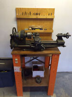 Myford Metal Lathe - Great size for model building