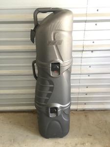 Bag Boy golf club hard shell carrier with wheels