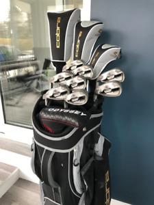 Superbe ensemble golf Cobra Fly-Z S valeur 1150$ gauche/droitier