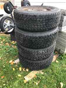 Winter Tires with Rims Cornwall Ontario image 3