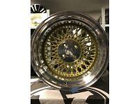 "16"" Klutch alloy wheels Alloys Rims tyre tyres vw Volkswagen Vauxhall Renault Seat Skoda mini"