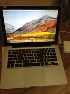 "MacBook Pro 13"" Intel Core i5 2011  HDD 500 GB, RAM 4GB"