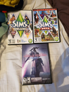 Misc. PC Games Collection