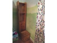 Nursery furniture, unit and toy box