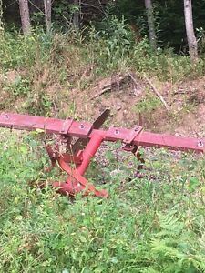 Garden Tiller for farm tractor