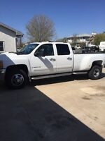 2008 Chevy dually 3500