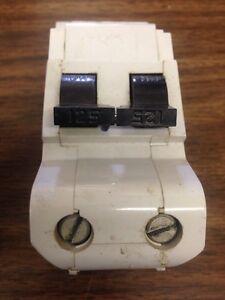 Disjoncteur de marque FPE stablock 125A