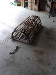 Used lobster traps from Nova Scotia in Ontario Stratford Kitchener Area image 1