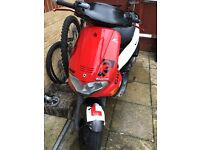 Gilera Runner 180 Reg as 125!
