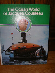 The Ocean World of Jacques Cousteau 20 volume set encyclopedia Windsor Region Ontario image 4