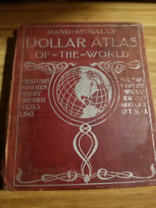 Dollar  Altas of the World from 1904