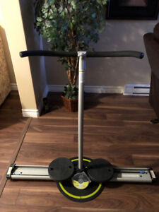 Circle Glide Exercise Machine