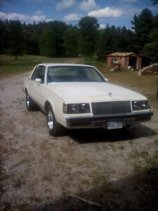 1984 Buick regal trade for equipment