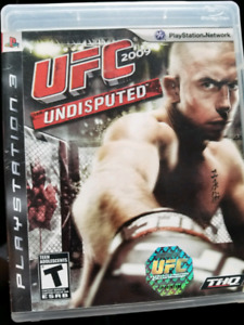 UFC Undisputed for PS3