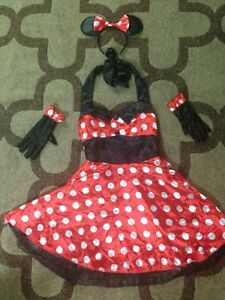 Sexy mini mouse costume