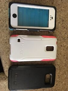 Assorted otter box