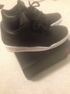 "AIR JORDAN RETRO 3 ""CYBER MONDAY"" SZ 11"