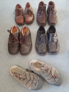 Men's Shoes / Boots / Sandals – Various sizes