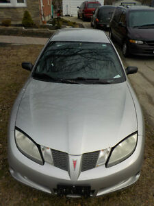 2005 Pontiac Sunfire GT Sedan