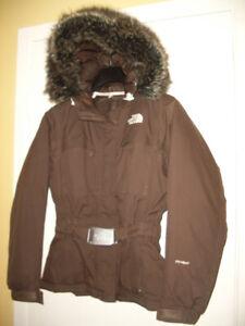 """duvet """" NORTH FACE """" manteau d'hiver down jacket -- size XS / S"""