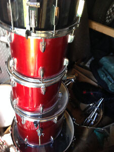 Drum set for sale first $150 gets it
