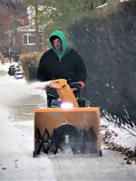 RESIDENTIAL SNOW REMOVAL 306-979-9133