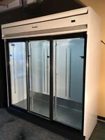 ***GENTLY USED COMMERCIAL COOLERS***
