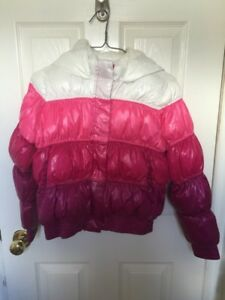 The girls Old Navy winter jacket.