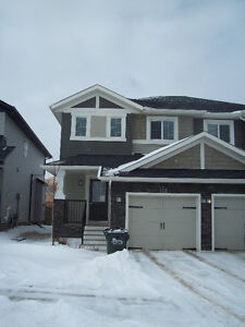 HUGE NEWER 2-MASTER BEDROOM PLUS BONUS ROOM HALF DUPLEX IN SHERW
