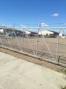 5 lots fully fenced storage $2350.00 per month