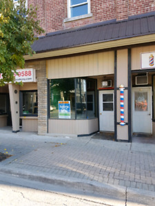 Commercial Store Downtown STRATHROY
