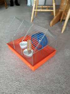 Hamster Cage and Acc