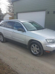 2005 AWD Chrysler Pacifica SUV, Crossover