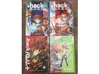 .hack//G.U.+ + Link + XXXX Manga