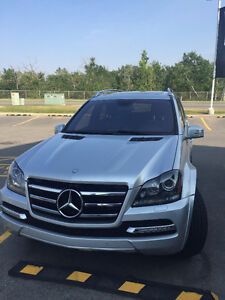 2012 Mercedes-Benz GL-Class Grand Touring SUV, Crossover