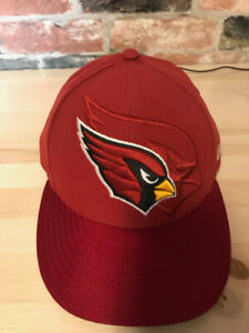 Arizona Cardinals Low Crown 5950 hat