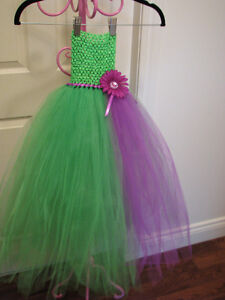 tutu dress for girl 3-5 years old