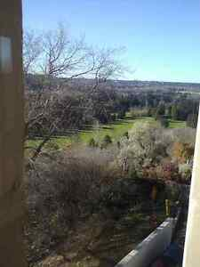 Rental with a view of river valley