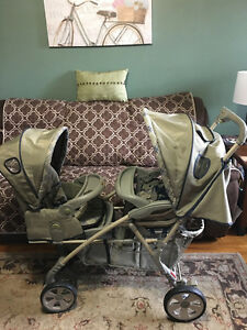 SAFETY 1st Twin Stroller