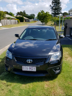 2009 Toyota Aurion sportivo sx6 Rochedale Brisbane South East Preview