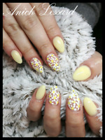 Poses d'ongles / recouvrement 35$