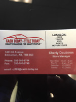 Short on Cash? Do you have a clear Title