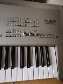 Korg Triton studio