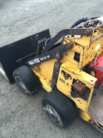 RAM ROD MINI SKID STEER