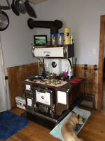 McclarY coal and wood stove