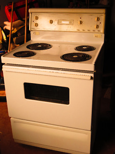 Electrive stove in good condition
